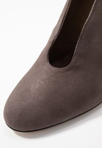 Toral Wide Fit - Ankle boots - light grey - 2