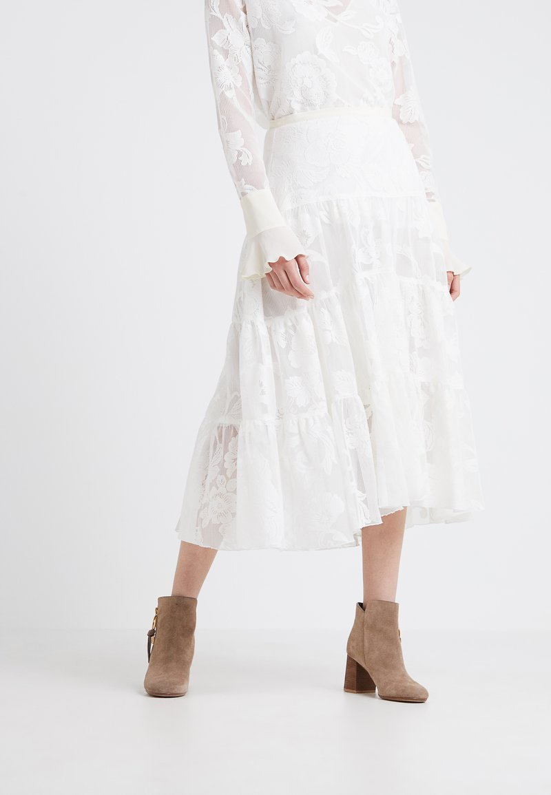 See by Chloé - A-line skirt - iconic milk