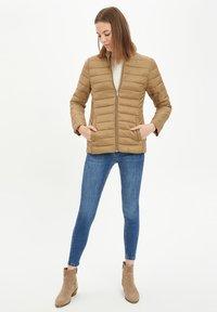 DeFacto - Winter jacket - beige - 1