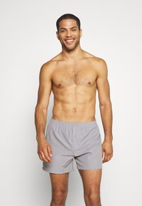 Pier One - 5 PACK - Boxershorts - grey - 2