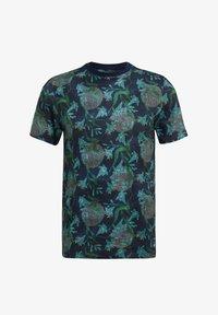 WE Fashion - T-shirt print - dark blue - 5