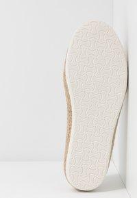 New Look Wide Fit - WIDE FIT MARLETTA - Espadrilles - mid grey - 4