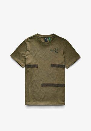 TAPE DETAIL - T-shirt imprimé - combat