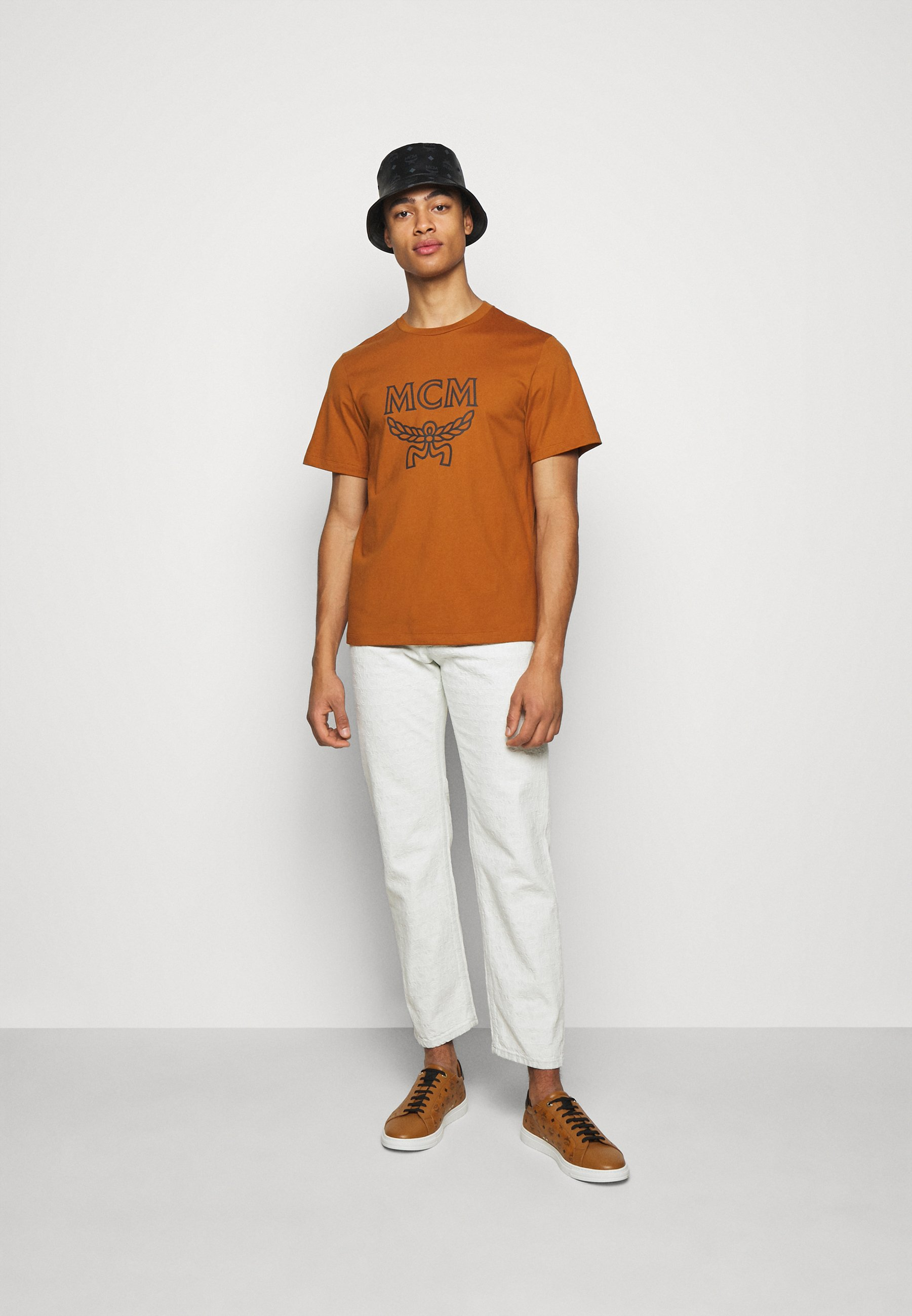 Homme COLLECTION SHORT SLEEVES TEE - T-shirt imprimé