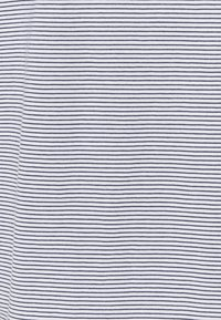 recolution - CASUAL STRIPES - Print T-shirt - navy/white - 2