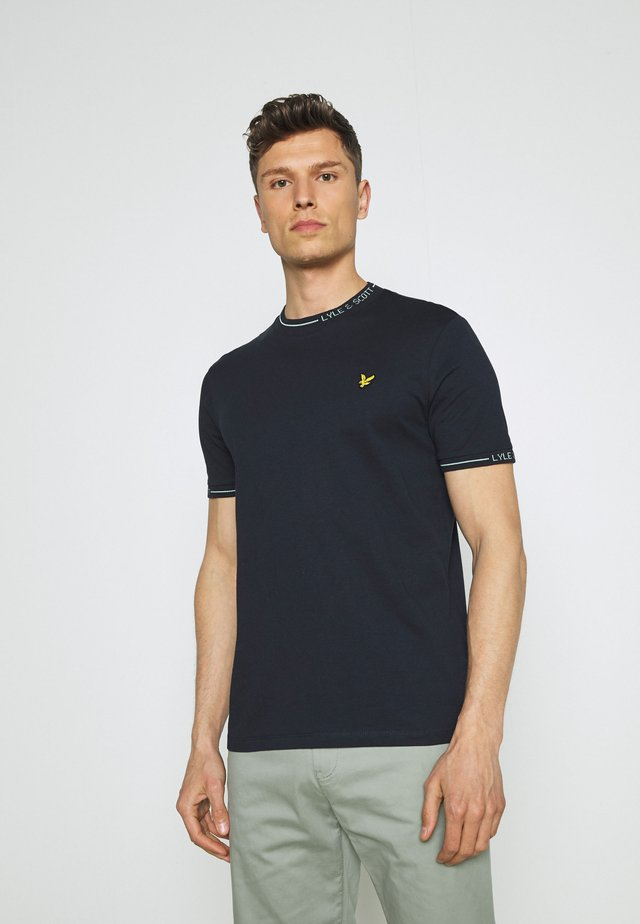 SEASONAL BRANDED - T-shirt basique - dark navy