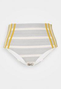 Rip Curl - SALTY DAZE HIGH WAISTED GOOD PANT - Bikini bottoms - gold - 0