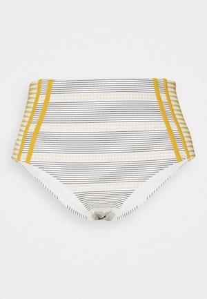 SALTY DAZE HIGH WAISTED GOOD PANT - Bikini bottoms - gold