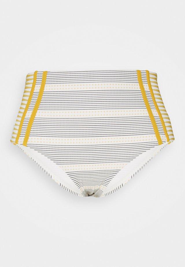 SALTY DAZE HIGH WAISTED GOOD PANT - Bikinibroekje - gold