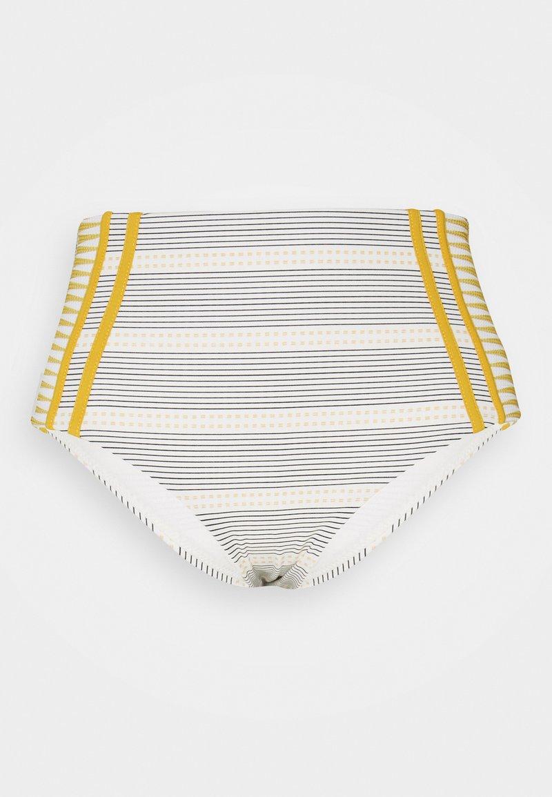 Rip Curl - SALTY DAZE HIGH WAISTED GOOD PANT - Bikini bottoms - gold