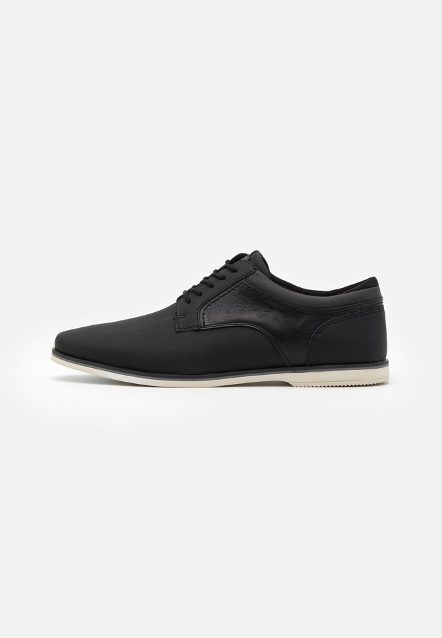 HOFVELD - Casual lace-ups - black