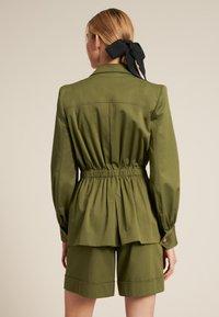 Luisa Spagnoli - VERMUT - Light jacket - verde militare - 1