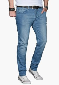 Alessandro Salvarini - Slim fit jeans - hellblau - 2