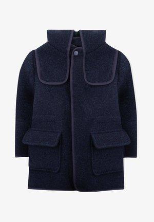 Short coat - dark slate blue