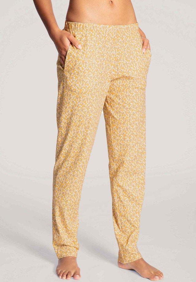 PANTS - Pyjama bottoms - sauterne yellow
