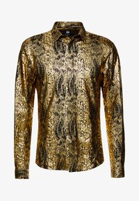 Twisted Tailor - BRAGA  - Camicia - gold - 3