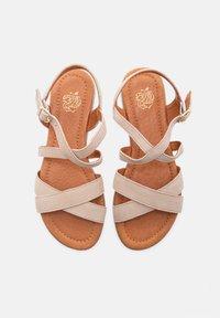 Apple of Eden - Sandals - taupe - 3