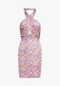 HOSBJERG - STELLA DRESS - Sukienka koktajlowa - purple - 0