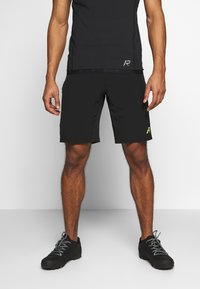 Rukka - RAINIO 2-IN-1 - kurze Sporthose - black - 0