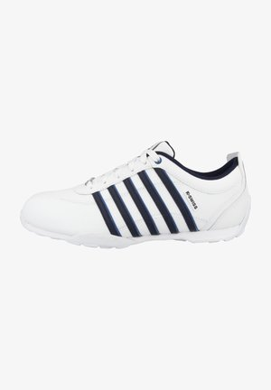 ARVEE - Baskets basses - white-navy-classic blue