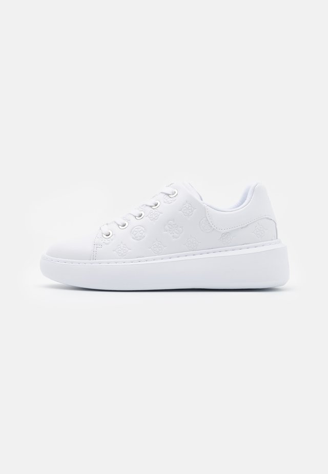 BRADLY - Sneakers laag - white