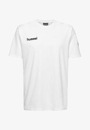 HMLGO - Print T-shirt - white
