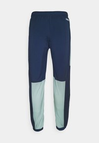 adidas Originals - LIGHTWEIGHT UNISEX - Pantaloni sportivi - hazy green/crew navy - 5