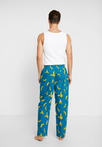 Lousy Livin Underwear - PANT BANANAS - Pyjama bottoms - ocean - 2