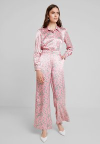 Ghost - HARLEY TROUSER - Trousers - pink - 1