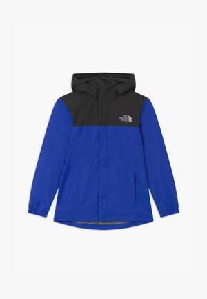 RESOLVE REFLECTIVE JACKET - Hardshell jacket - blue