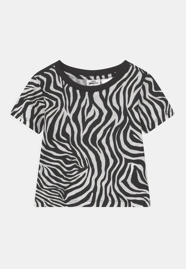 MINI BABY  - T-shirt print - white