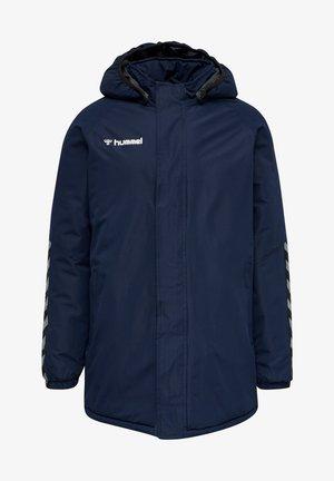 HMLAUTHENTIC - Winter jacket - marine