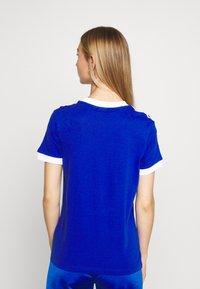 adidas Originals - Print T-shirt - team royal blue/white - 2