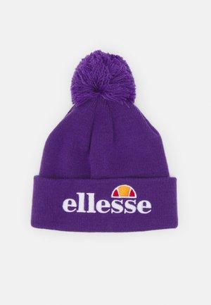 VELLY POM POM BEANIE UNISEX - Beanie - purple