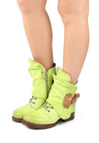 A.S.98 - Cowboy/biker ankle boot - acido - 0