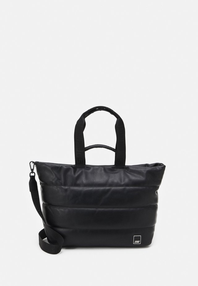 KAARINA - Shopping bag - black