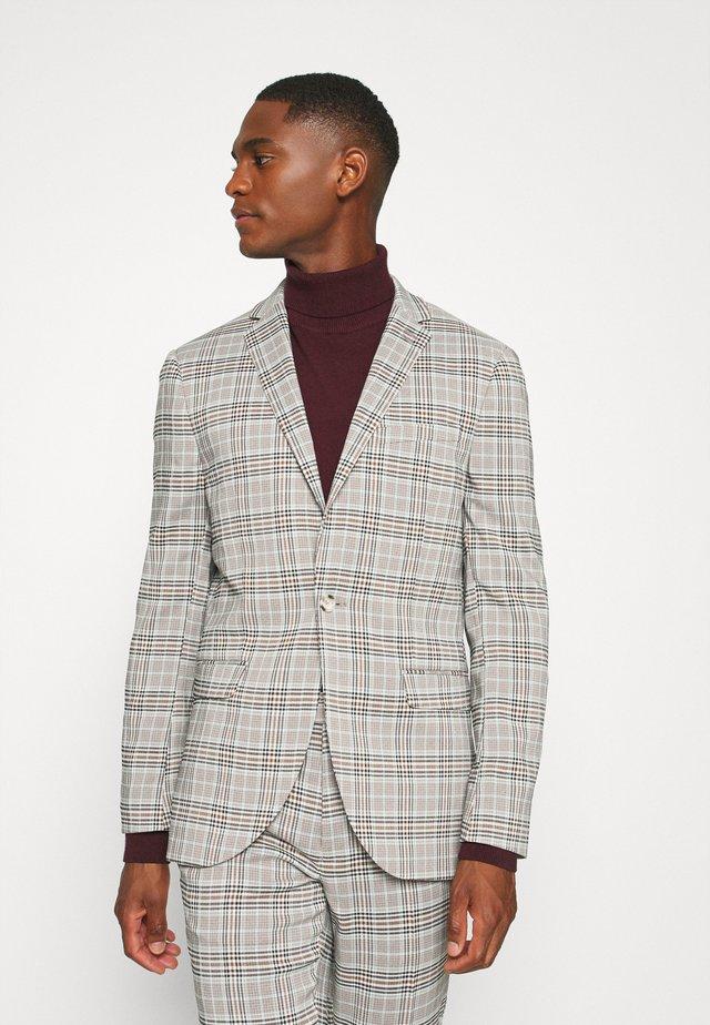 Suit jacket - stone