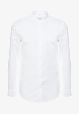 MANDARIN SLIM FIT - Formal shirt - white