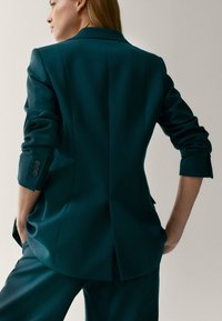 Massimo Dutti - Blazere - green - 2