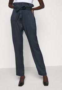 MAX&Co. - VICINO - Pantalon classique - midnight blue - 0