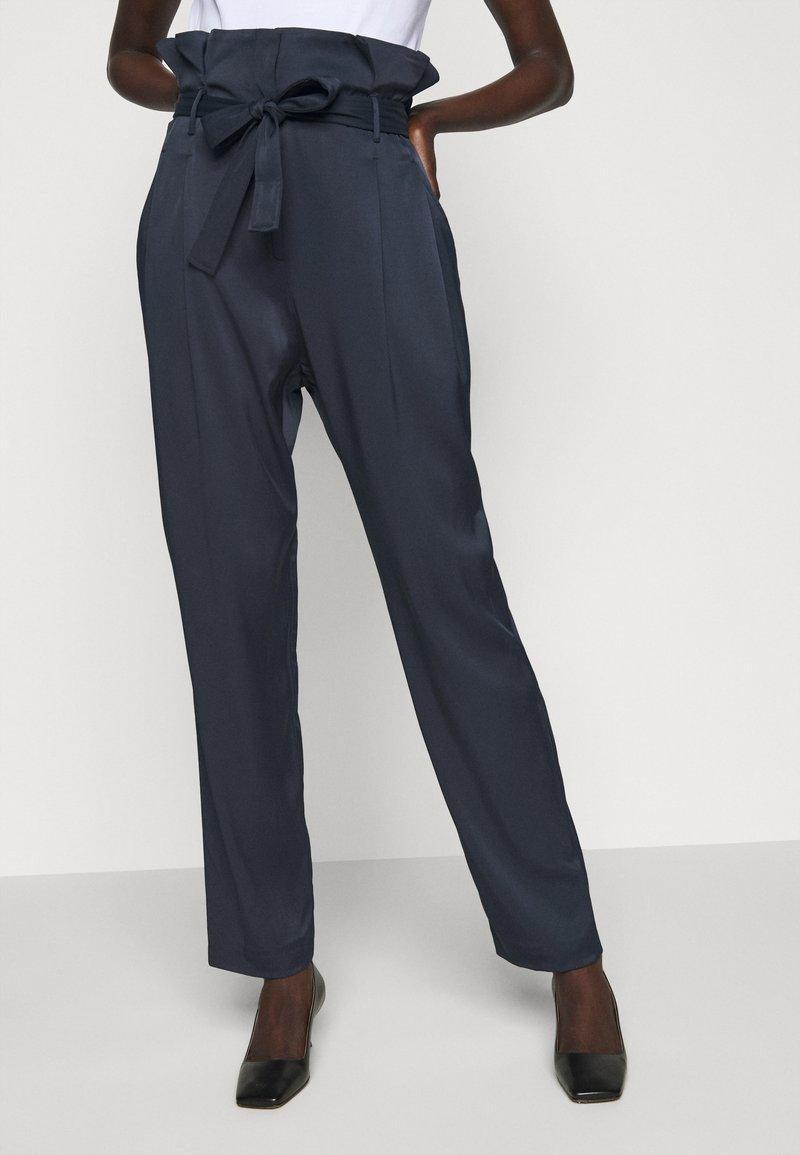 MAX&Co. - VICINO - Pantalon classique - midnight blue