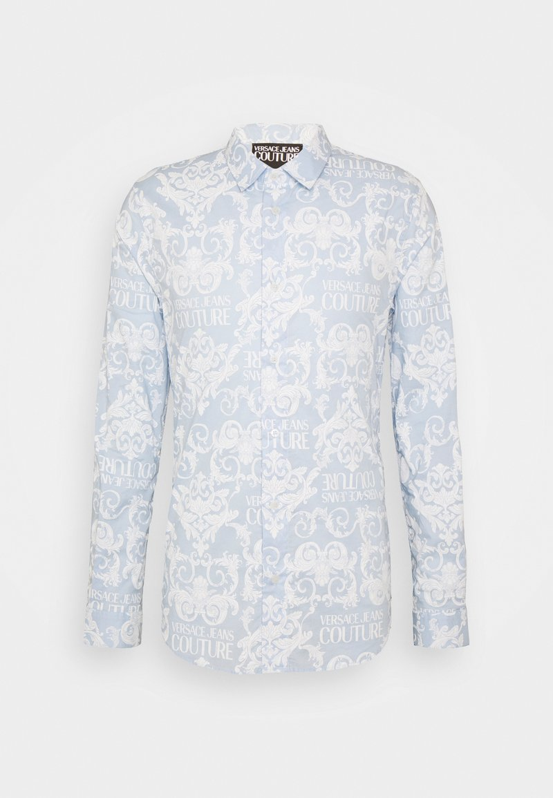 Versace Jeans Couture - SHIRTING PRINT LOGO - Shirt - blue