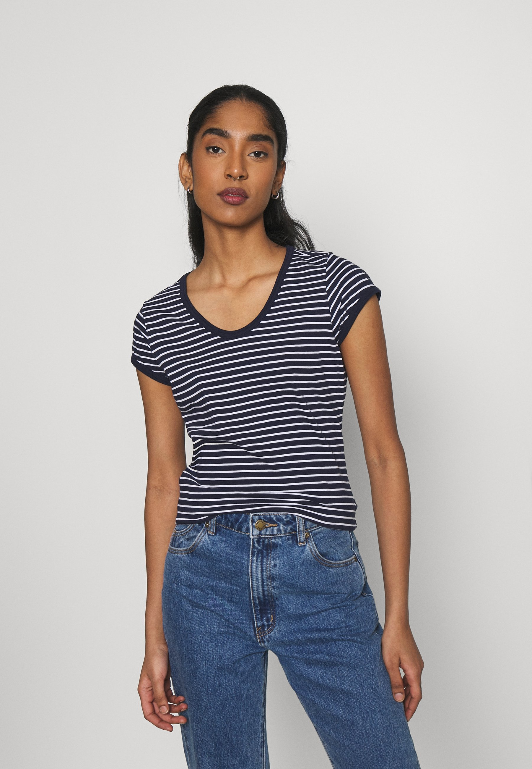 Damen CORE EYBEN SLIM - T-Shirt basic
