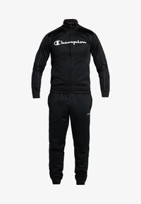 Champion - TRACKSUIT - Tepláková souprava - black - 7