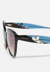 Guess - Sunglasses - dark havana / gradient brown - 4