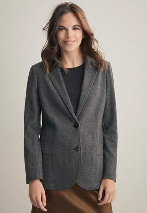 MIT REVERS - Blazer - grey