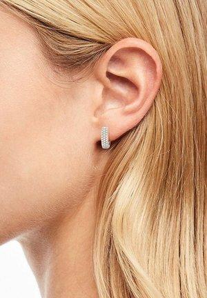 FÜR DAMEN, BASIC, 925 STERLING SILBER - Earrings - silber