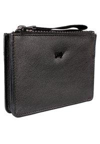 Braun Büffel - CAPRI MINI - Wallet - schwarz - 4