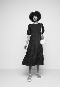 Faithfull the brand - ALBERTE DRESS - Denní šaty - plain black - 4