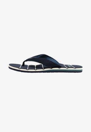 T-bar sandals - ink blue